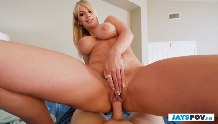 Busty Step Mom Rachael Cavalli Loves A Young Hard Cock