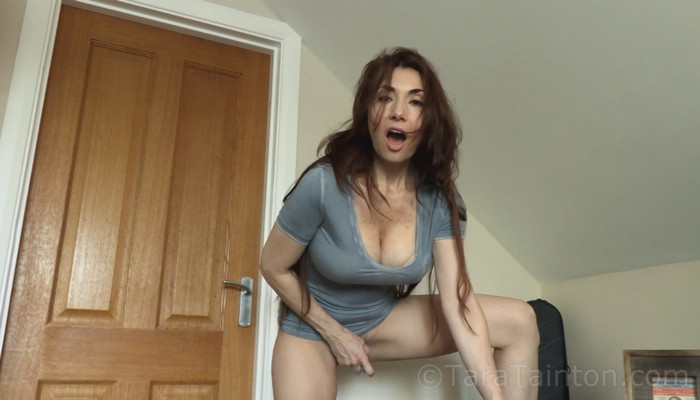 Tara Tainton – I Know You're Watching Me Now, Come and Get Me