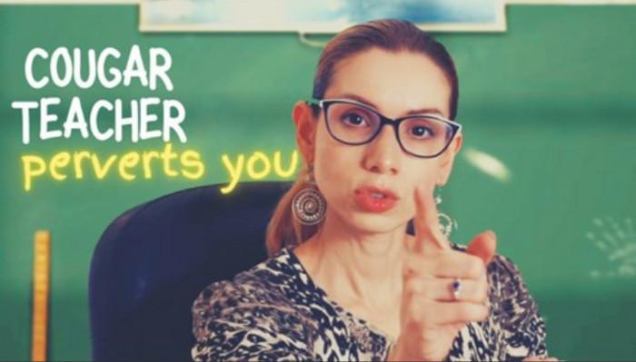 xxxCaligulaxxx – Cougar Teacher Perverts You