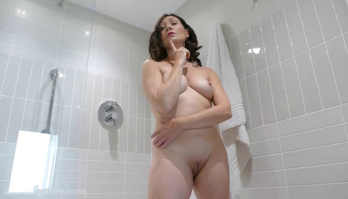 Kitty Cream – Oh Step Son You got Hard Again! – Let me control your dick darling!